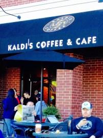kaldi's shop