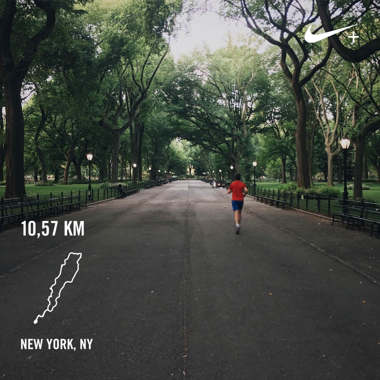 New York - Nike Running 1