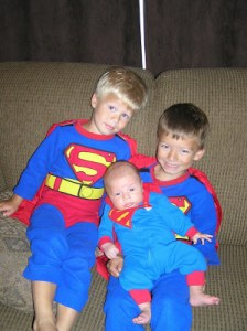 three super boys