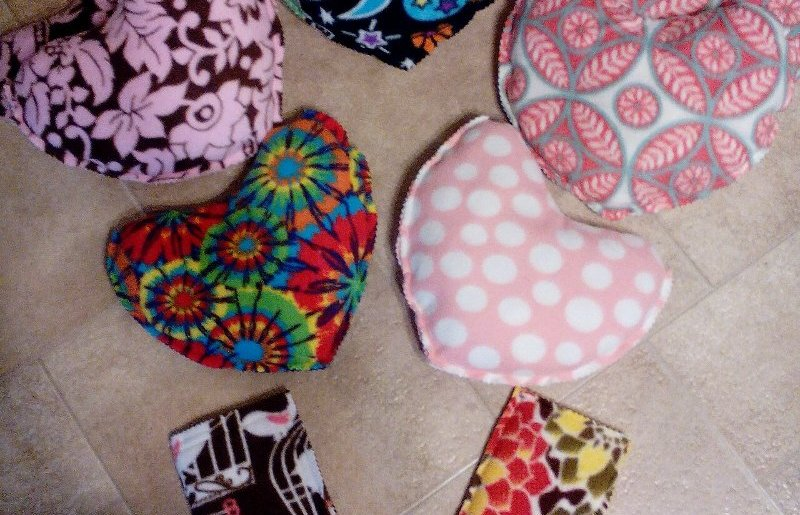 Free Mastectomy Pillows and Seatbelt Covers from The Bosom Buddies