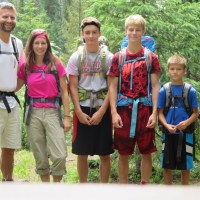 Backpacking and Breast Cancer