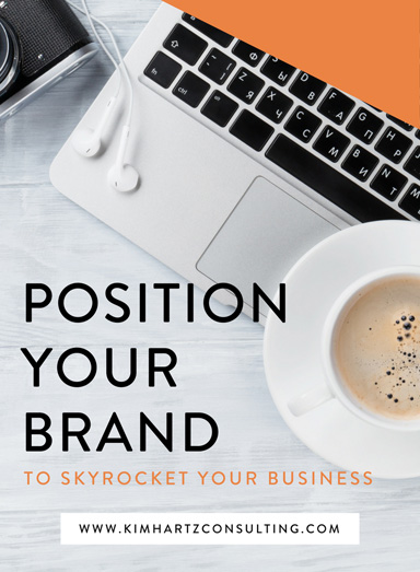 How to position your brand and skyrocket your photography business