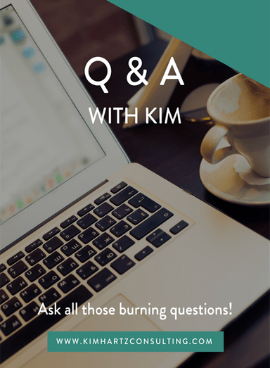 Q&A with Kim