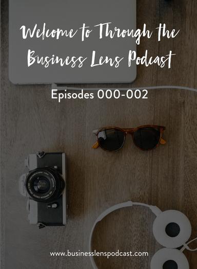 through the business lens podcast