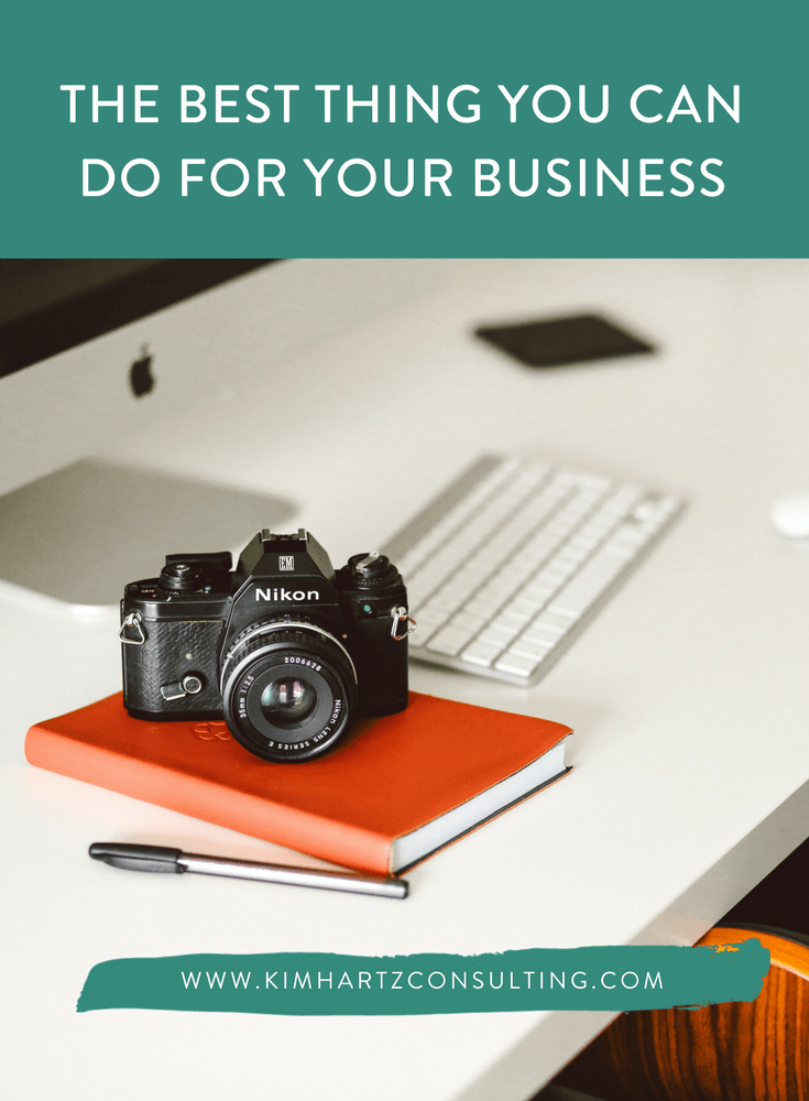 The best thing you can do for your business