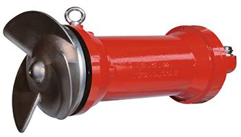 Submersible Mixer