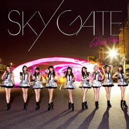 Cheeky Parade Sky Gate mu-mo Cover