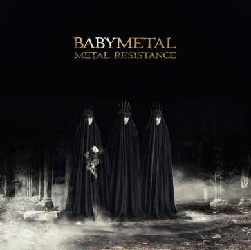 Babymetal Metal Resistance Cover Limited