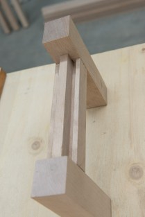 Test construction detail