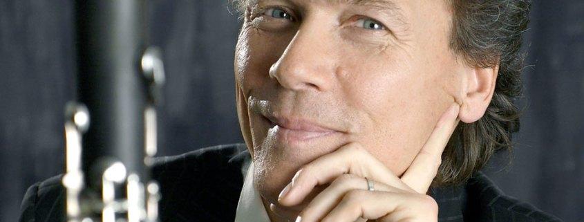 Klarinetisti Norbert Kaiser Kemiönsaaren Musiikkijuhlilla 2021