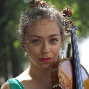 Altviolinisten Lilya Tymchyshyn