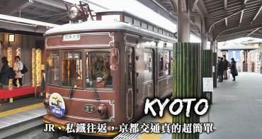 前往京都交通-JR、私鐵選擇、路線圖、交通票券購買,一次搞懂前往京都的交通方式!