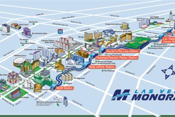 拉斯維加斯交通整理-機場往返市區、免費停車、輕軌巴士、租車自駕一篇全搞定!
