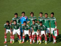 U17メキシコ代表