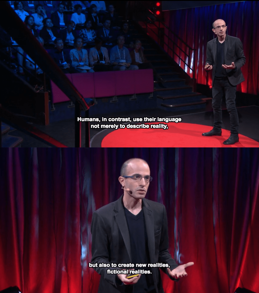 Yuval Noah Harari-What explains the rise of humans(2)