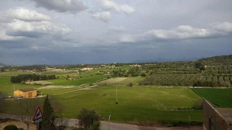 Uitzicht vanuit Muro