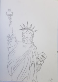 The Statie of Liberty