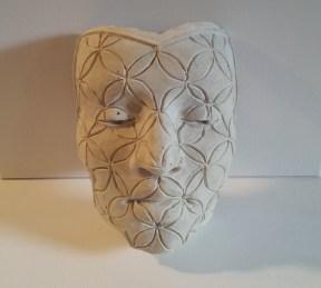 Atlantean Mask - Cement