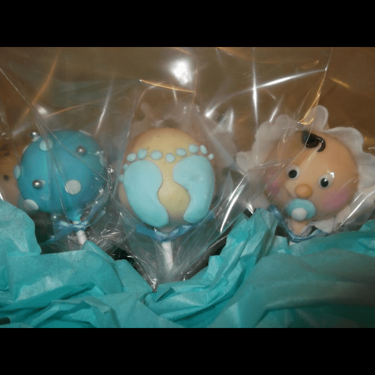 Bouquet Cake Pops