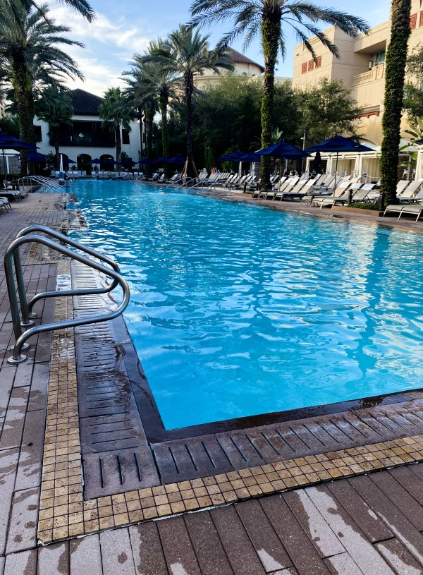 Our Staycation at Gaylord Palms Resort