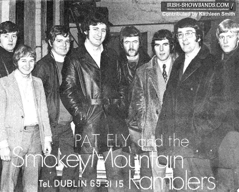 Pat Ely And The Smokey Mountain Ramblers