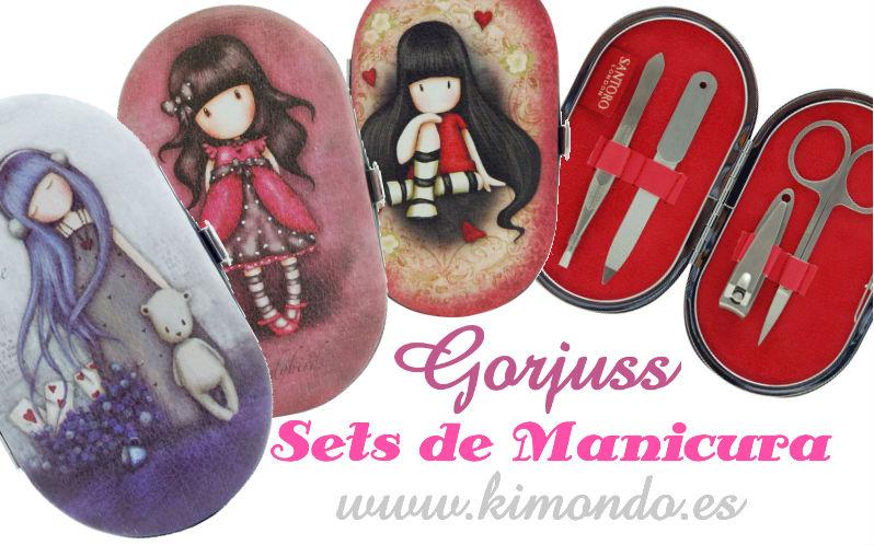 Sets De Manicura Gorjuss