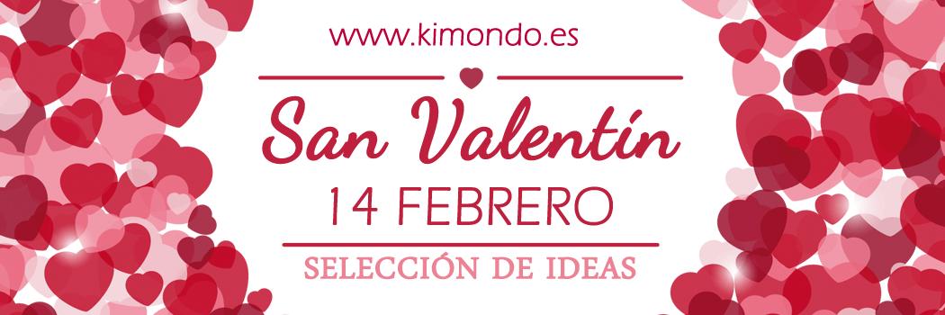 ¿Que Regalar En San Valentín? KimondoShop