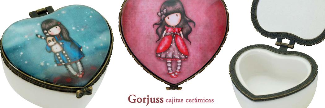 Cajitas Gorjuss Ceramicas – Kimondo.es