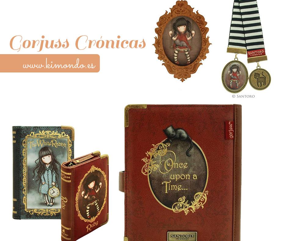 Gorjuss Santoro Crónicas KimondoShop
