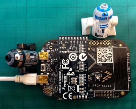 xtrinsic sensor board