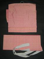 付け帯 作り帯 表側