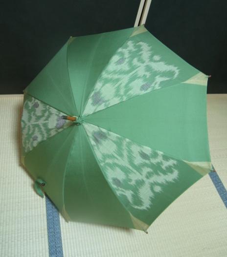 日傘にリフォーム
