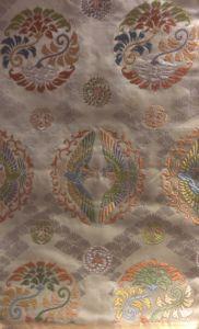 川島織物礼装用袋帯 リサイクルの画像