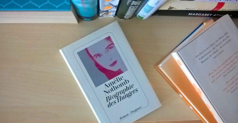 Amélie Nothomb: Biographie des Hungers