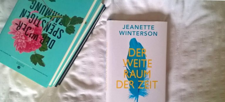 Jeanette Winterson: Der weite Raum der Zeit