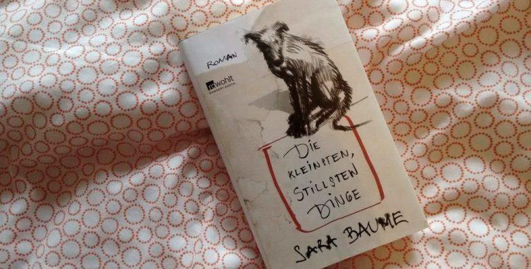 Sara Baume: Die kleinsten, stillsten Dinge