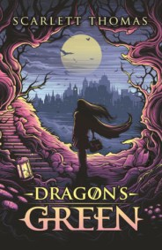 Scarlett Thomas, Dragon's Green Cover