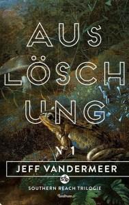 Jeff Vandermeer, Auslöschung Cover