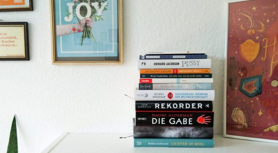 Böse Bibliothekare & Kriegsgefangene: Lesemonat Februar