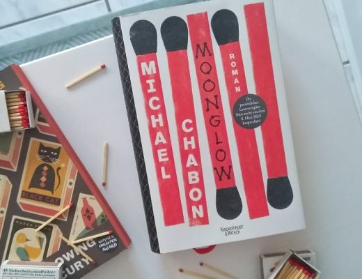 Michael Chabon, Moonglow
