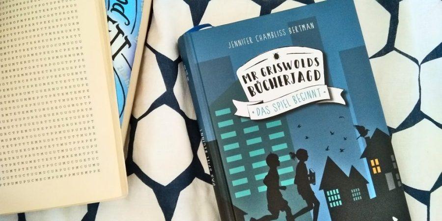 Jennifer C. Bertman: Mr Griswolds Bücherjagd
