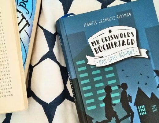 Jennifer Chambliss Bertman, Mr Griswolds Bücherjagd
