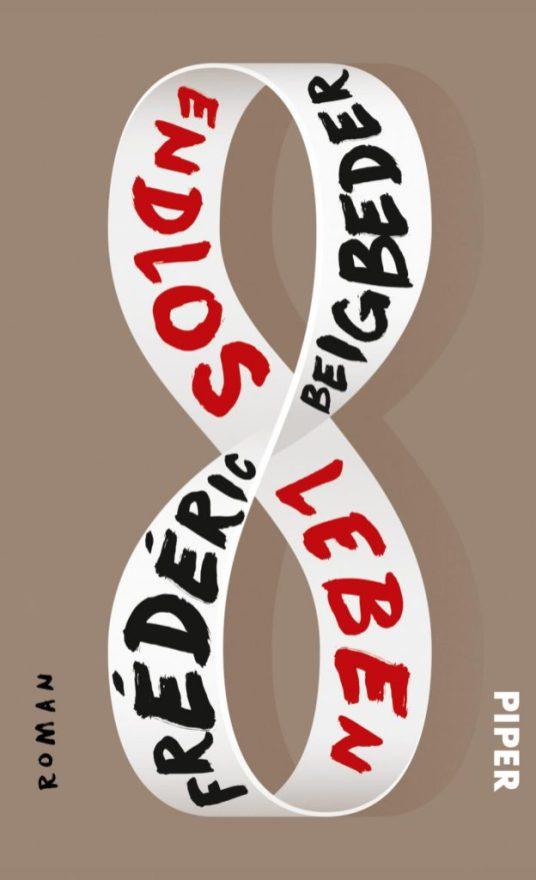 Frederic Beigbender, Endlos leben Cover