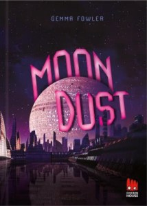 Gemma Fowler, Moondust Cover