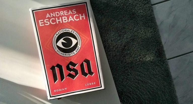 """Eschbachs """"NSA"""": Nazi Spy Agency"""
