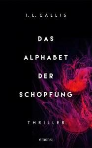 I L Carris, Das Alphabet der Schöpfung Cover