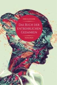 Ömür Iklim Demir, Das Buch der entbehrlichen Gedanken Cover