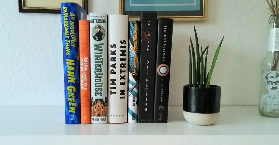 5 in einer Woche: Lesemonat Dezember