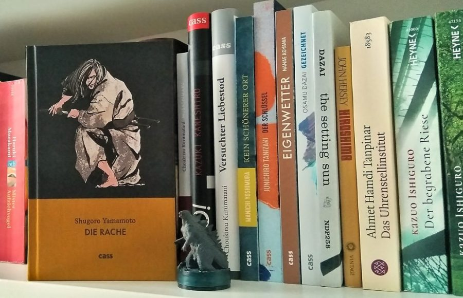 """Samurai mal anders: Shugoro Yamamotos """"Die Rache"""""""