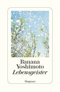 Banana Yoshimoto, Lebensgeister Cover